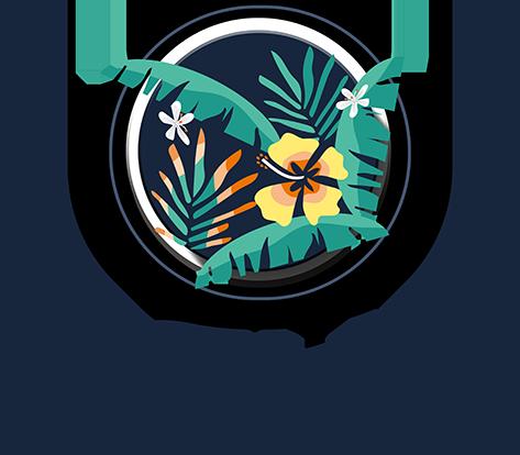 Logo OAHU Alto de Imbassaí